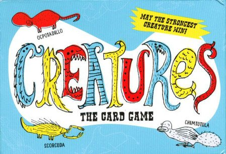 Creatures The Card Game Review