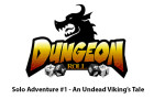 Dungeon Roll – A Solo Adventure – Viking's Journey to become a Champion