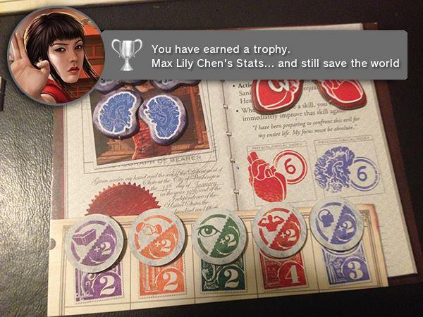 The Lily Chen Achievement - Eldritch Horror