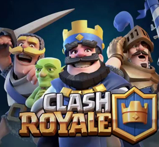 Clash Royale Box Art